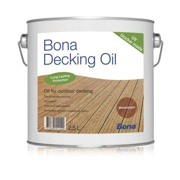 Bona Decking Oil natur (2,5l)